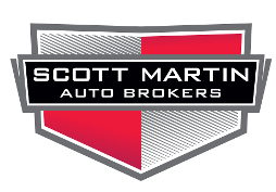 Logo, Scott Martin Auto Brokers